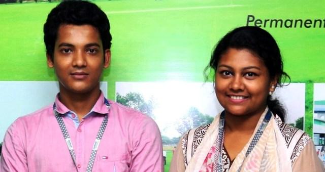 ভারতের যুব সম্মেলনে ড্যাফোডিলের দুই শিক্ষার্থী