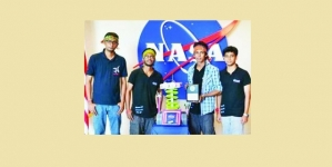 লুনাবটিক্স প্রতিযোগিতায় বাংলাদেশের সাফল্য
