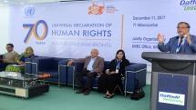 ড্যাফোডিলে 'আন্তর্জাতিক মানবাধিকার দিবস' উদযাপন