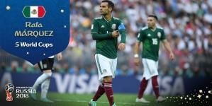 ফুটবলকে 'বিদায়' বললেন মার্কুয়েজ