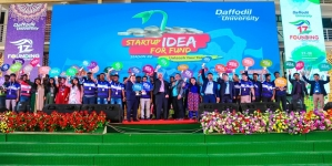 DIU Introduced the 'Startup Idea for Fund' Competition Internationally