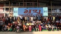 ড্যাফোডিলে প্রাক্তন শিক্ষার্থীদের 'মহাপুনর্মিলনী'