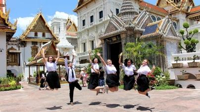 থাইল্যান্ডে পড়ার সুযোগ কাজের সুযোগ