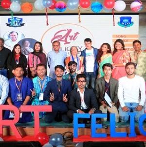 সাংস্কৃতিক প্রতিযোগিতা 'আর্ট অব ফ্যালিসিটি'