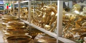 বিলুপ্তির পথে তামা-কাসার ঐতিহ্য